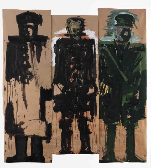 """, '""""Kin 2,3,4"""",' 2016, Krokin Gallery"""