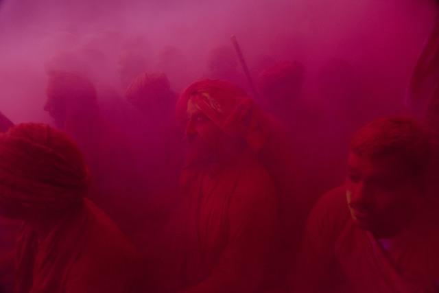 Cristina Garcia Rodero, 'INDIA. Holi festival.', 2013, Magnum Photos