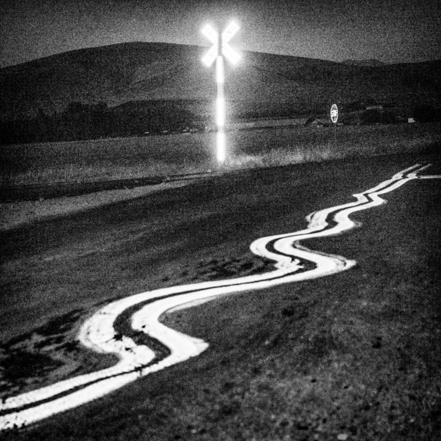 , 'Country road, Lindsay, California, 2013,' 2013, Magnum Photos