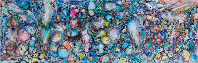 , 'Shekinah Series #2: Divine Emanation of Color,' 2017, Denis Bloch Fine Art