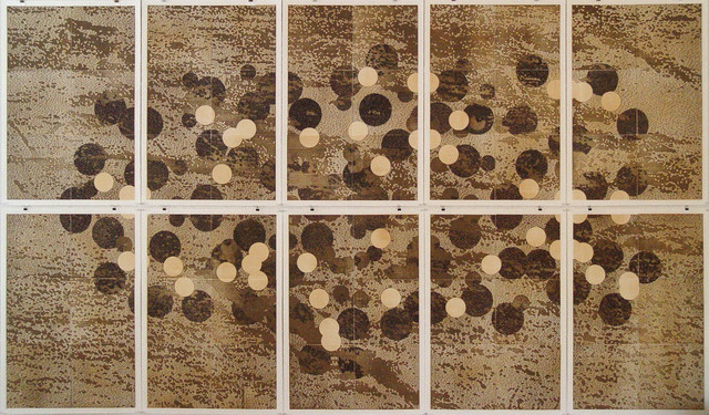 , 'untitled (transparent landscape),' 2015, Gallery NAGA