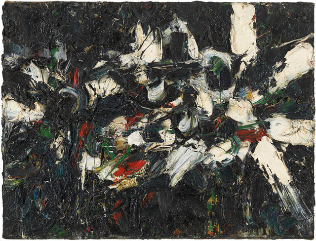 , 'Untitled,' 1950-1952, Al Held Foundation