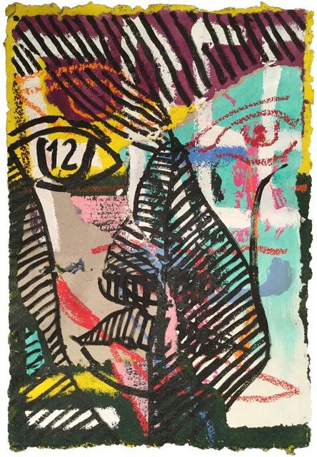 , 'Free No.12,' 2015, Tiwani Contemporary