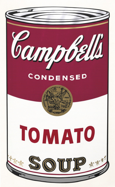 Andy Warhol, 'Tomato Soup, from Campbell's Soup I', 1968, Christie's
