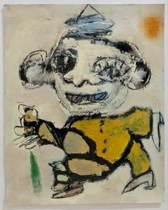 , 'Dirty Happy Boy,' 2017, Van Der Plas Gallery