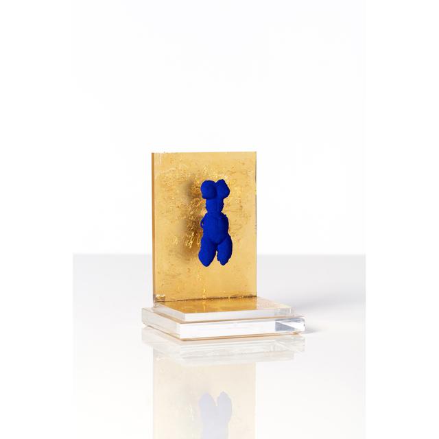 Yves Klein, 'Petite Vénus bleue', 2011, PIASA