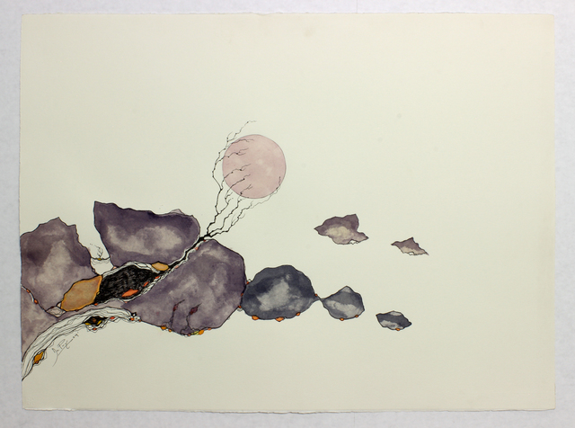 John De Puy, 'River Rocks', 2004, Addison Rowe Gallery