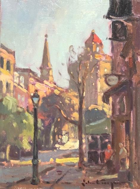 John C. Traynor, 'Break of Day - East Village', 2019, J. Cacciola Gallery