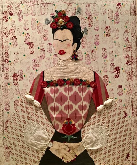 , 'Frida Tudor,' 2018, Rebecca Hossack Art Gallery