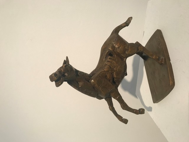 Jivko Jeliazkov, 'Rearing Horse', 2004, Denise Bibro Fine Art