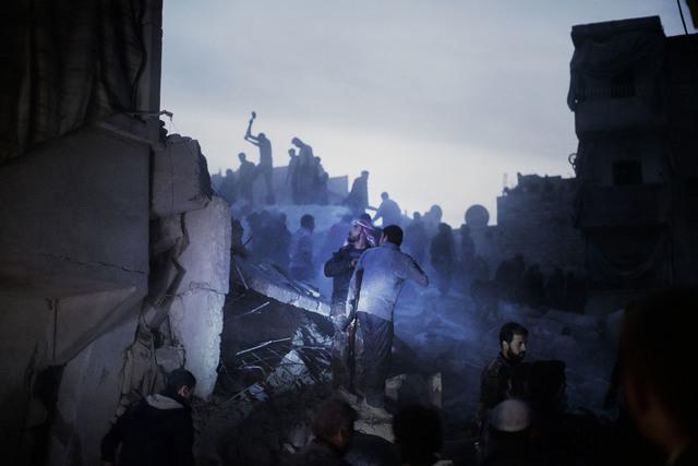 , 'Aleppo, Syria.,' 2013, Magnum Photos