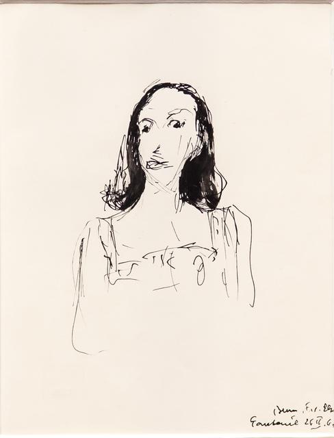, 'Ritratto di donna,' 1967, Artrust