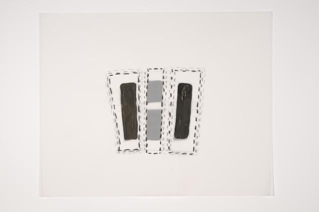 , 'Building,' 2010, Galerie Brigitte Schenk