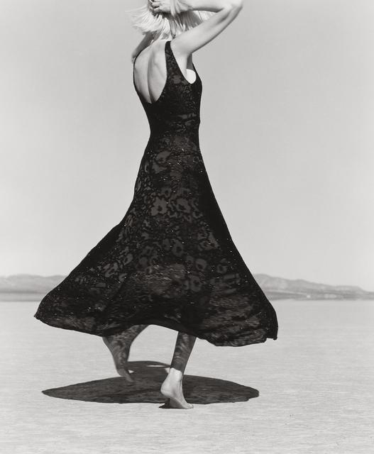 , 'Nadja Auermann, El Mirage (c),' 1995, Fahey/Klein Gallery