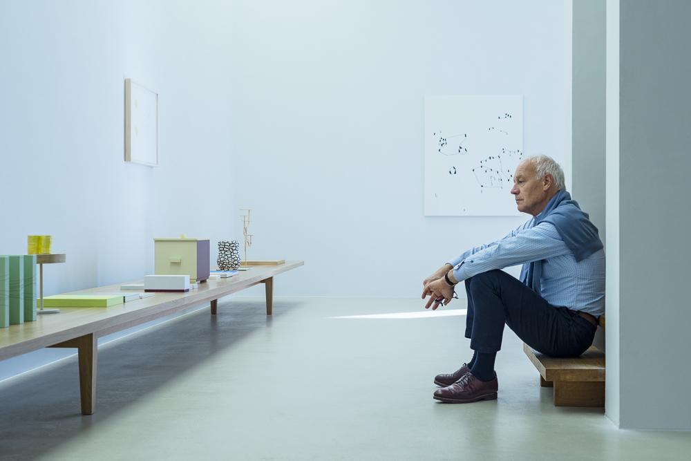 Jürgen Partenheimer »Metaphysik« Foto: Wolfgang Stahl