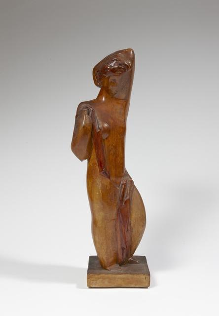 , 'Femme à l'écharpe,' 1926, Galerie Marcilhac