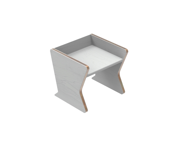 , 'Heritage Sit,' 2017, kinder MODERN
