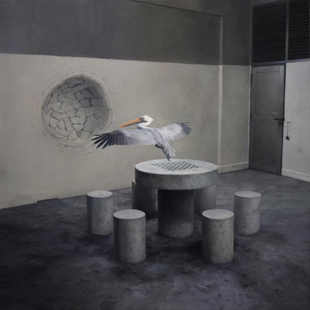 , 'Transmission,' 2017, Chan + Hori Contemporary