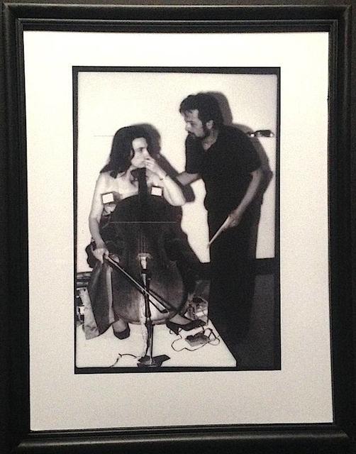 , 'Frank Pileggi & Charlotte Moormon, Whitney Museum,' 1982, IFAC Arts