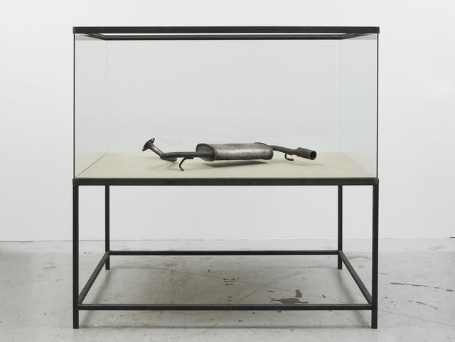 , 'Tract,' 2012, Galerie Krinzinger