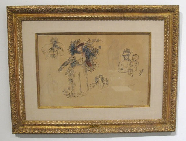, 'Etudes Femme au Jardin,' , Leila Heller Gallery