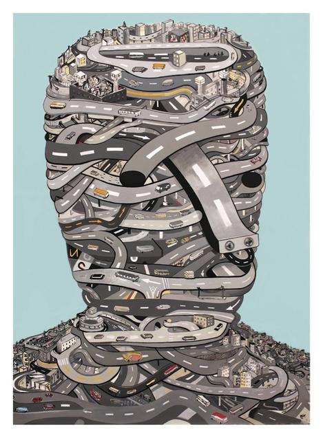 , 'Homem Urbano,' 2015, Choque Cultural