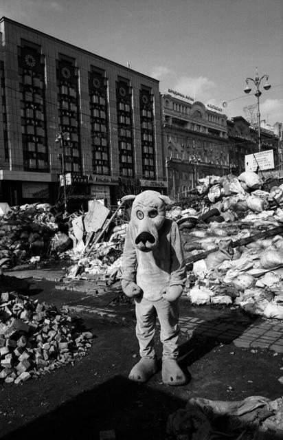 Miron Zownir, 'Maidan Kiev', 2014, Galerie Bene Taschen