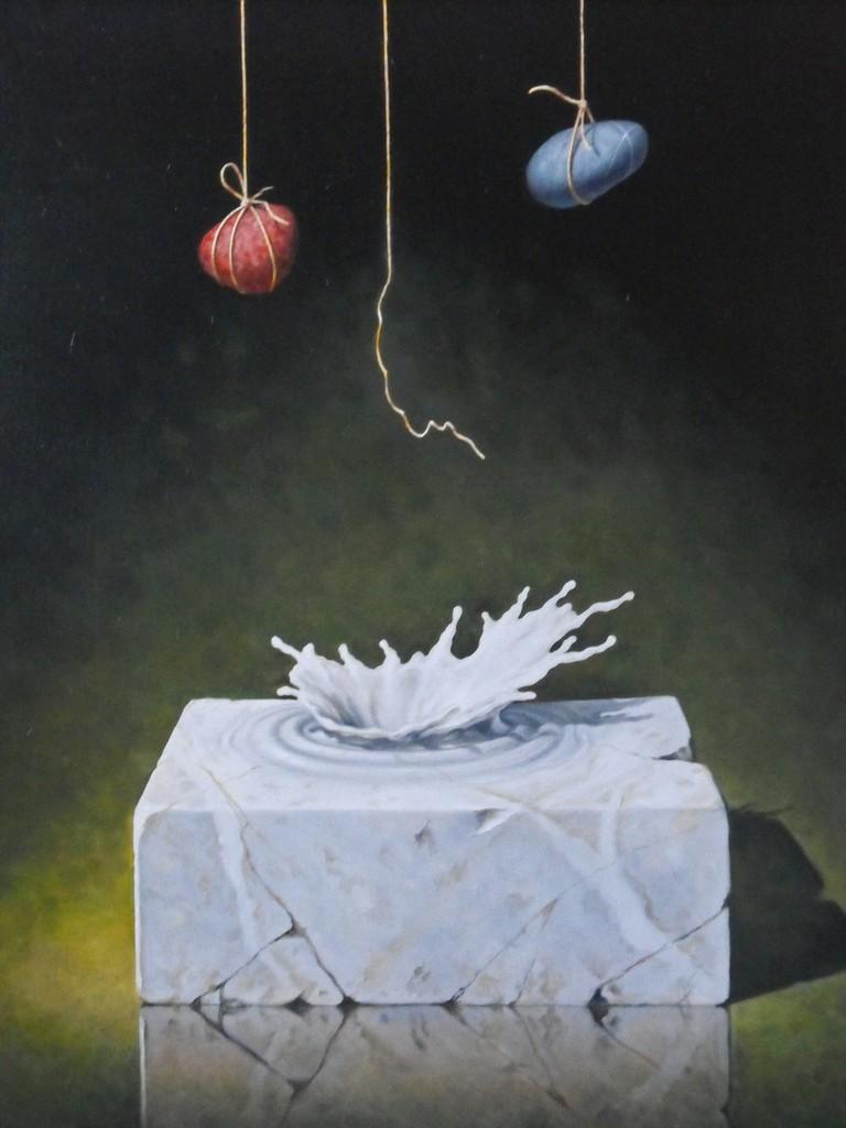 Artificial Stone, 2017 by Frank Björklund