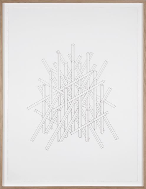, 'Dessin #2,' 2016, Galerie Laurence Bernard