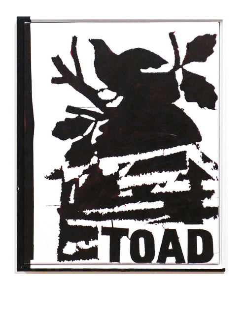 , 'Study For Toad,' 2016, V1 Gallery