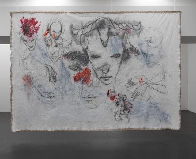 , 'Circus Corpus #20,' 2019, Galleria Doris Ghetta