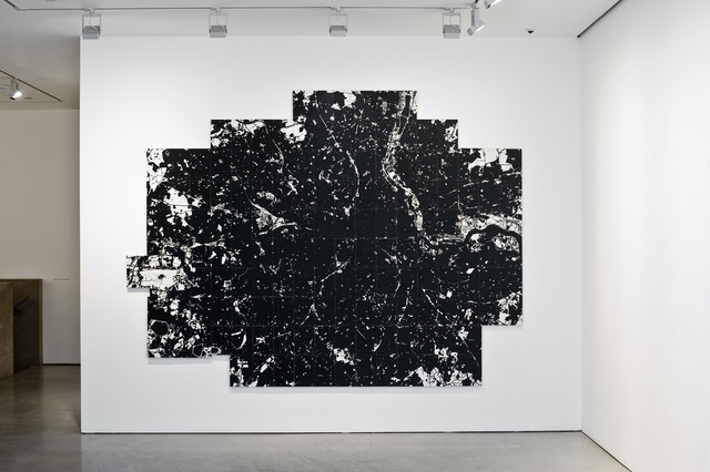 , 'Outside of Specification (White Space),' 2013, Carroll / Fletcher
