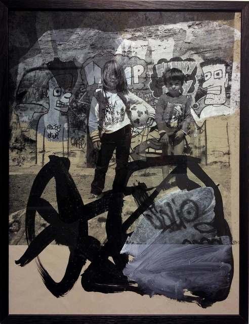, 'Bad Boys Series, 3,' 2017, Pascal Fine Art