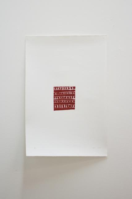 , 'Untitled,' 2013, ABRA