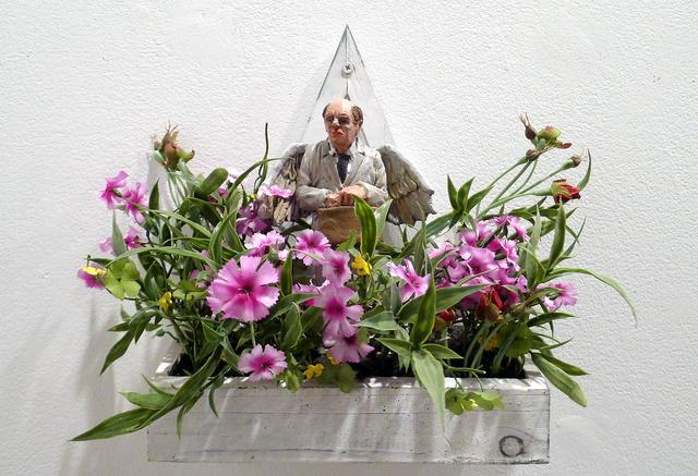 , 'Jeff Koons Angel,' 2013, ANNO DOMINI