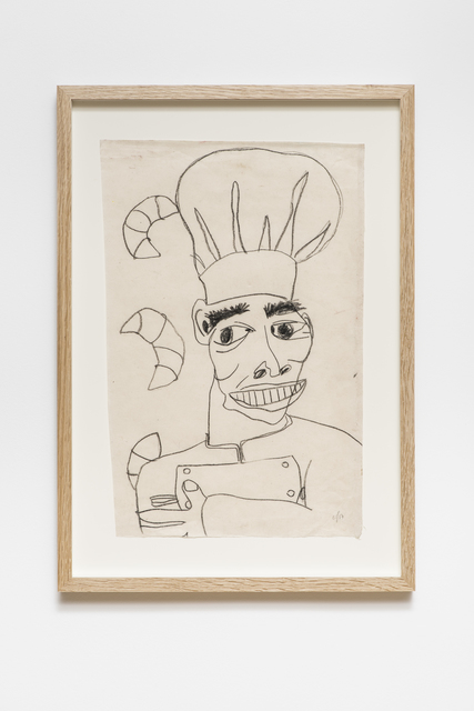 , 'Famous Chef No. 3,' 2017, Galerija VARTAI