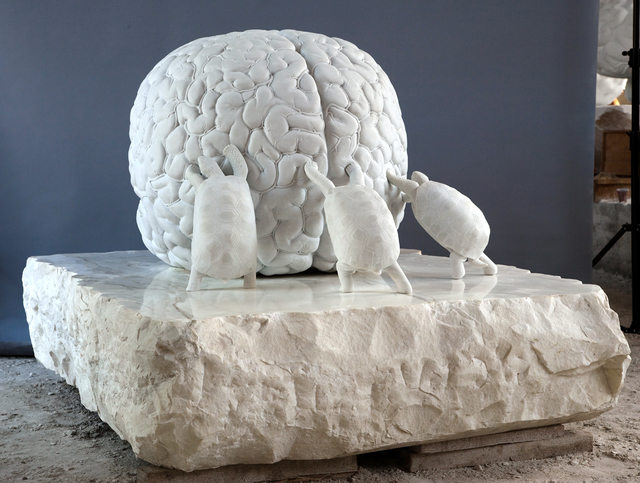 , 'The Problem of Sisyphus,' 2012, Mario Mauroner Contemporary Art Salzburg-Vienna