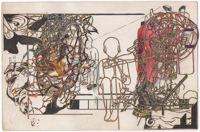 , 'Chinese Lanterns 1,' 2019, Cynthia Corbett Gallery