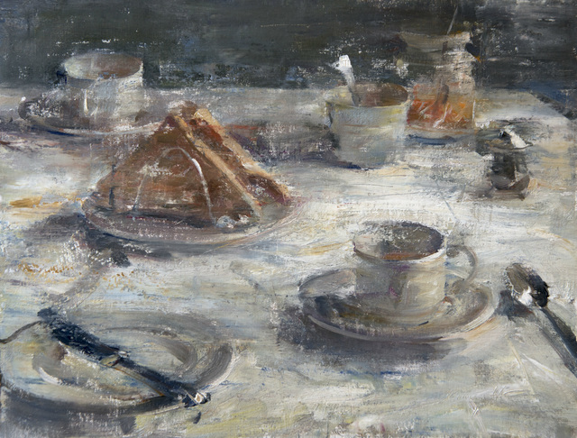 , 'Toast, Jam, Coffee,' 2015, Gallery 1261