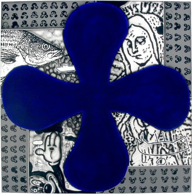 , 'Blue Prop,' , Stremmel Gallery