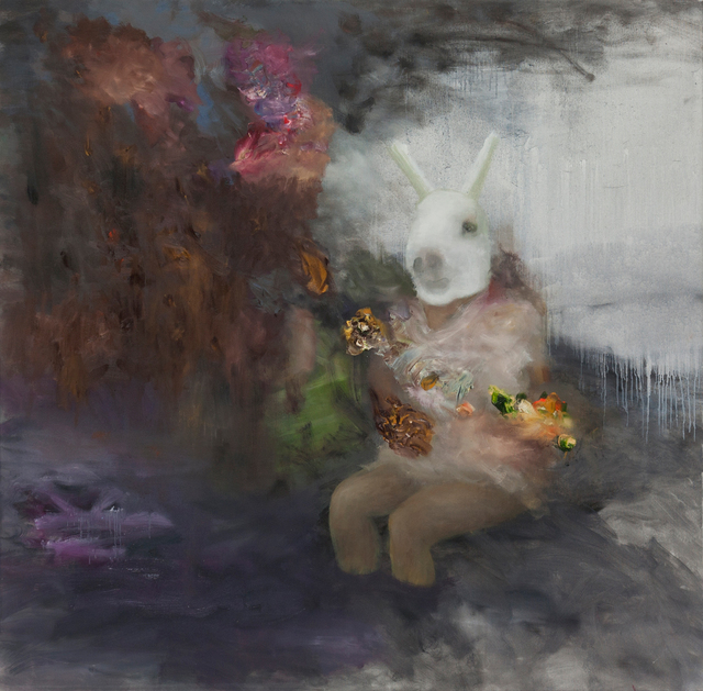 , 'Beneath a multihued cloud,' 2017, Drina Gallery