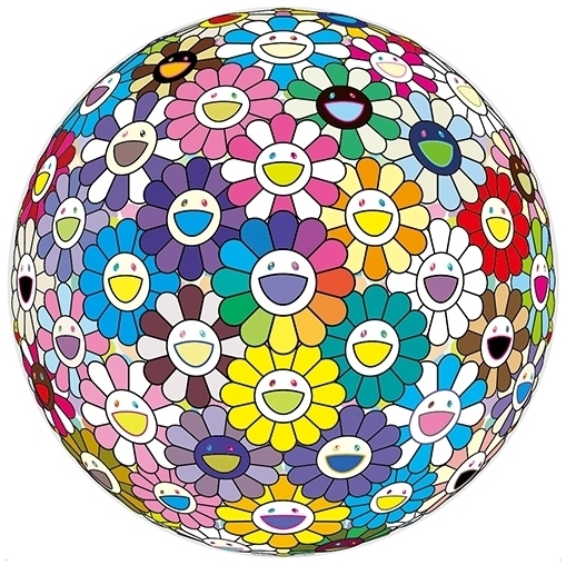 Takashi Murakami, 'Thoughts on Matisse', 2016, Vogtle Contemporary
