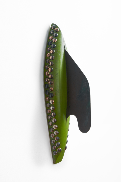 , 'Olive Green,' 2019, October Gallery