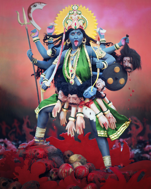 , 'Maa Kali,' , Wall Space Gallery