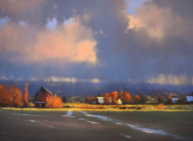 ", '""Cloud Burst"",' 2017, Bonner David Galleries"