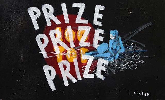 , 'Prized Score ,' 2017, Nanda\Hobbs