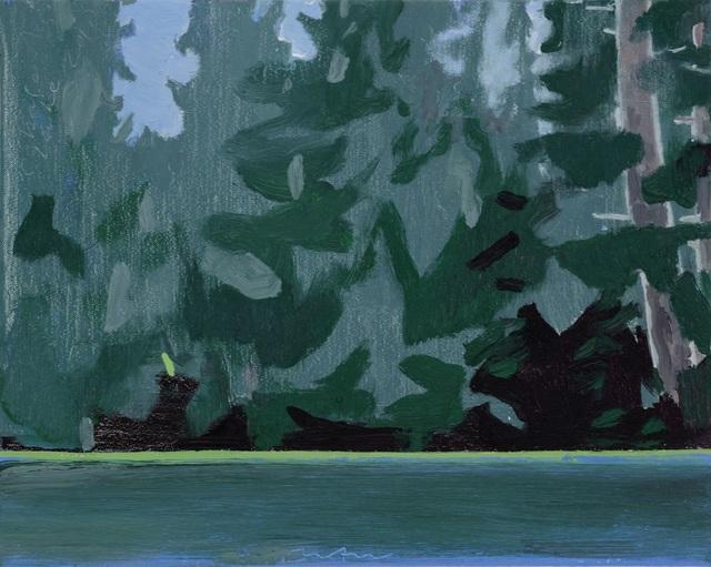 , 'Lake Edge IV,' , Tayloe Piggott Gallery