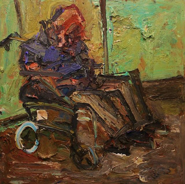 , 'Ken iv,' 2017, Castlegate House Gallery
