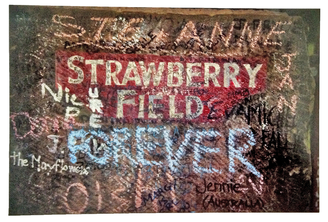, 'Strawberry Fields, Guardian Cities Project, Liverpool,' 2008, 99Prints