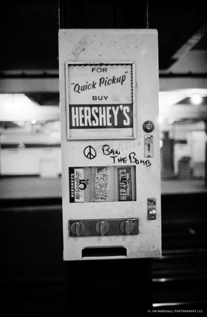 , 'Hershey's New York Subway,' 1962, Subliminal Projects